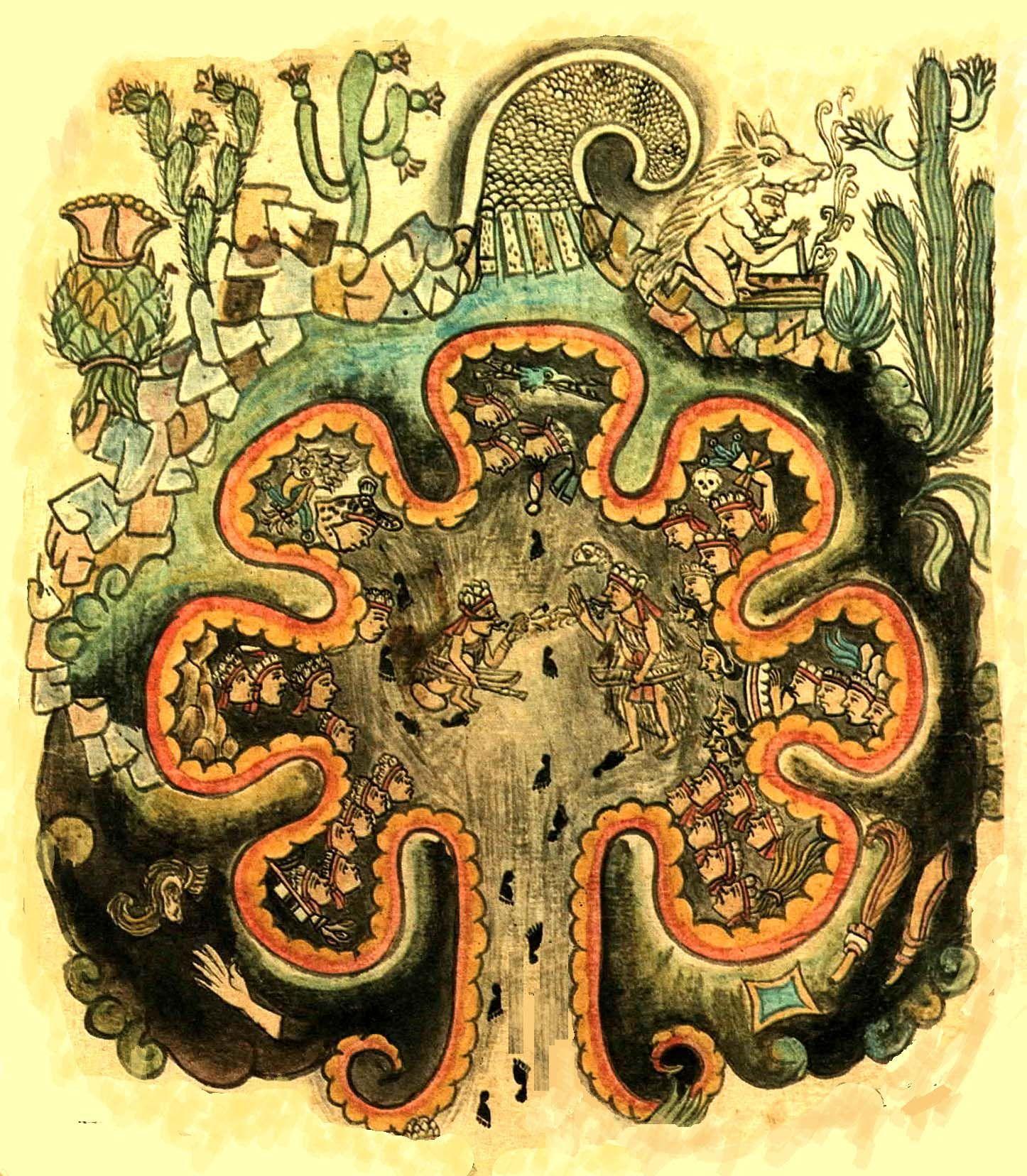 Image - The Historia Tolteca-Chichimeca