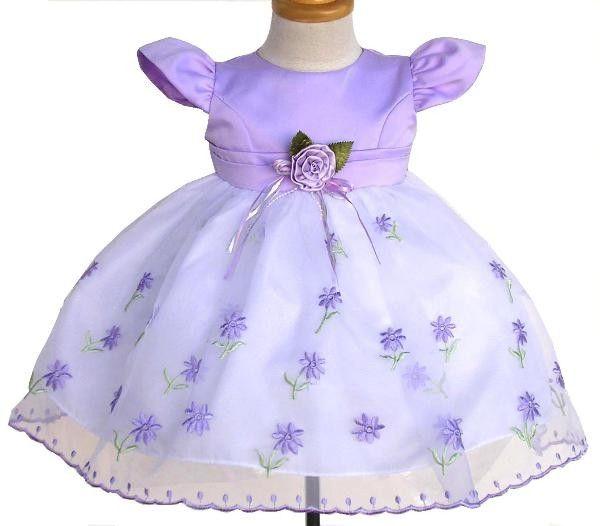 Baby Girl Dresses Newborn Girls Easter Dresses Baby Easter Dresses Lilac Baby Easter Dresses