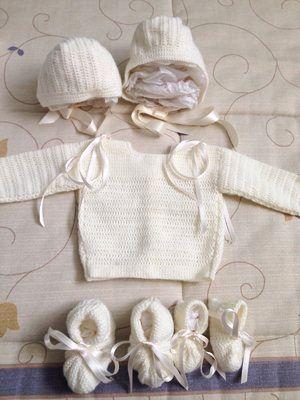 Ropa De Beb 233 Reci 233 N Nacido Fotos Babies And Crochet