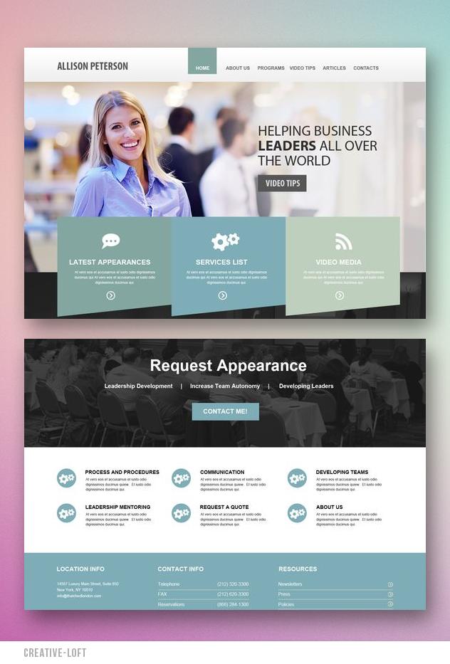 Website Concept Website Inspiration Stunning Website Beautiful Website Design Trendy Web De Corporate Web Design Website Inspiration Web Development Design