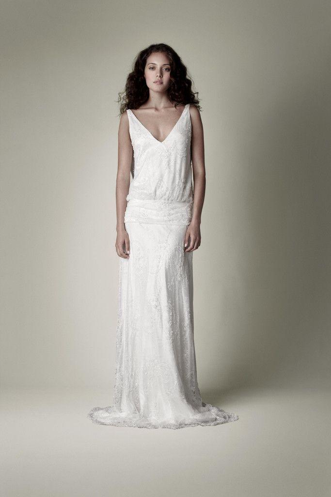 Wedding Dresses: VWDC By Charlie Brear | Bridal designers, Vintage ...