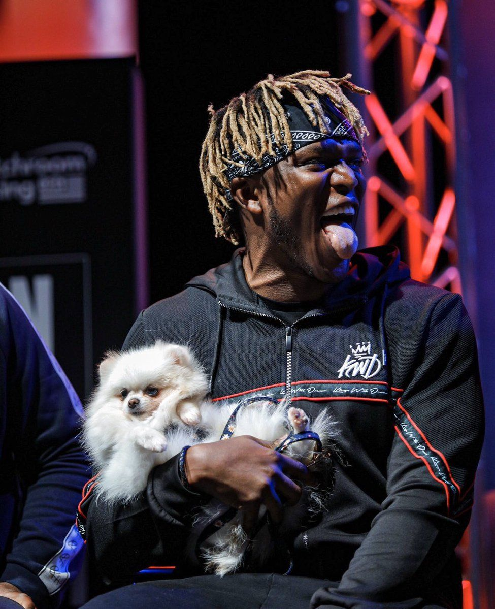 Ksi's Press Conference Doggo #Music #IndieArtist #Chicago