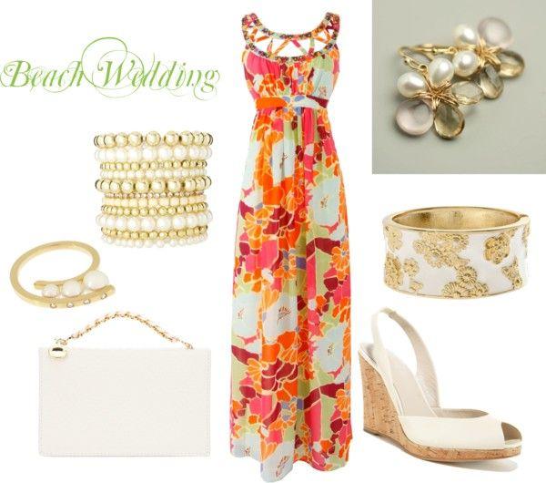 Beach Wedding Guest With Images Beach Wedding Guest Attire
