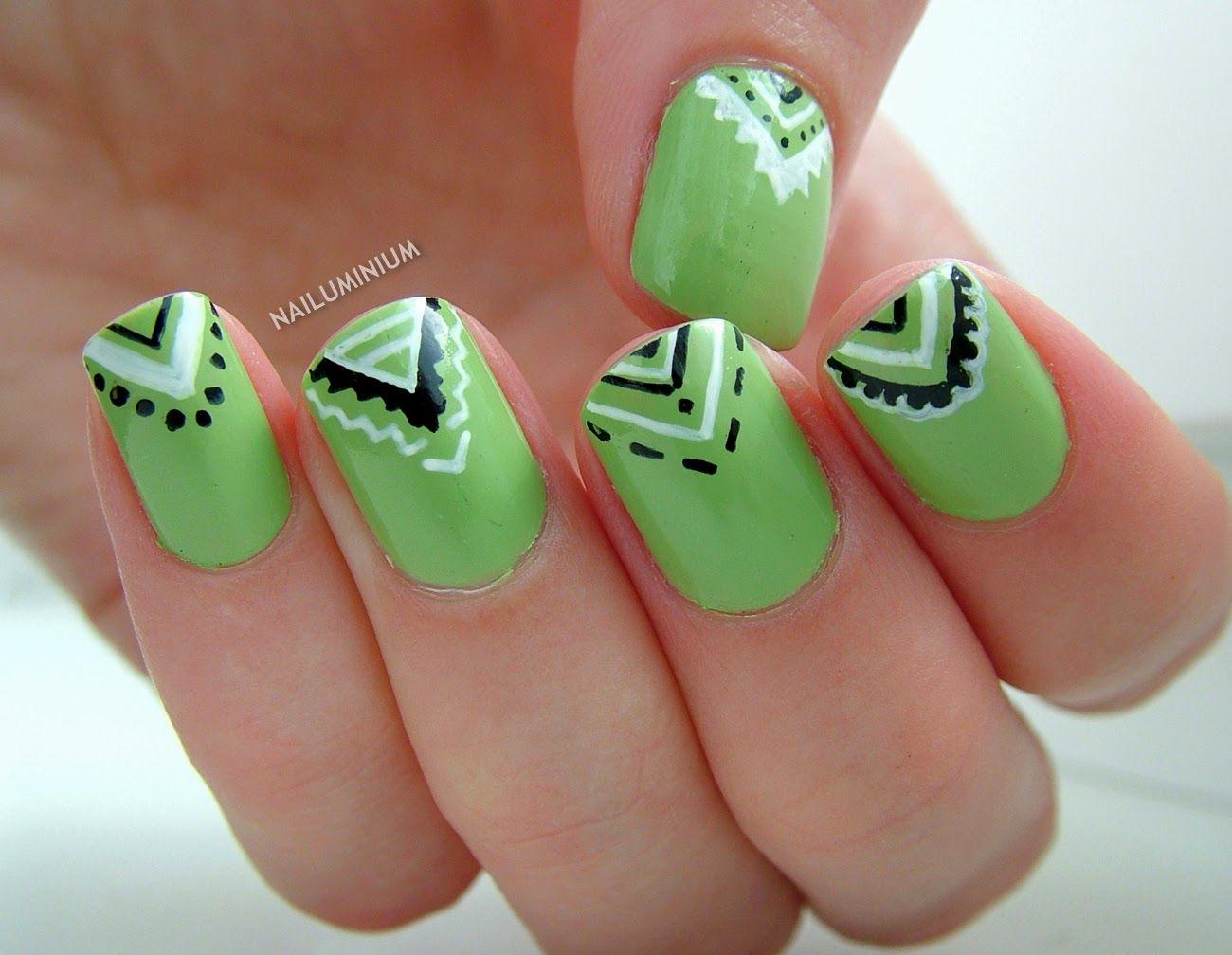 Nailuminium #nail #nails #nailart | nails | Pinterest | Uñas verano ...