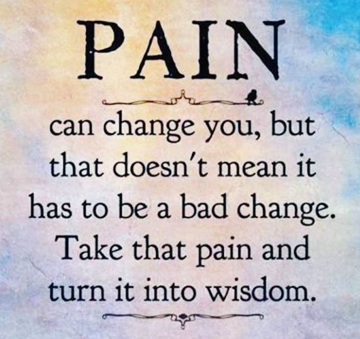 Chronic Pain Quotes Pincrystal Bishop On Quotes  Pinterest  Recovery