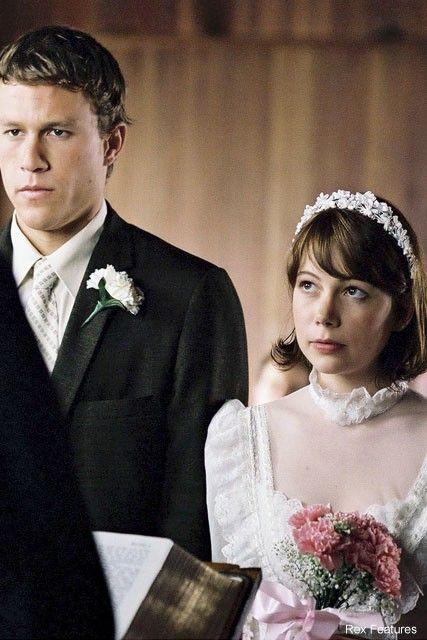 Brokeback Mountain, Best film wedding dresses, movie, celebrity photos, gallery…