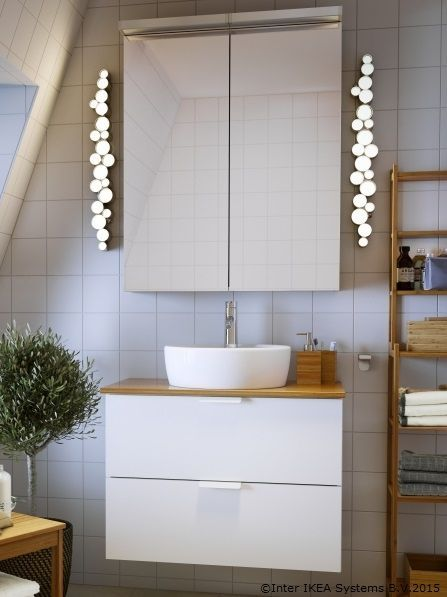 Cool Light Ikea Led Sodersvik With Images Bathrooms Remodel