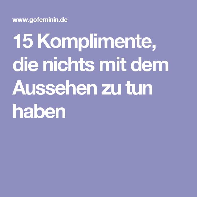 Sprüche komplimente 122 GEBURTSTAGSWÜNSCHE