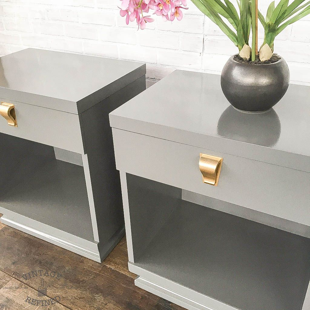 Best Grey Modern Nightstands Furniture Details Furniture 400 x 300