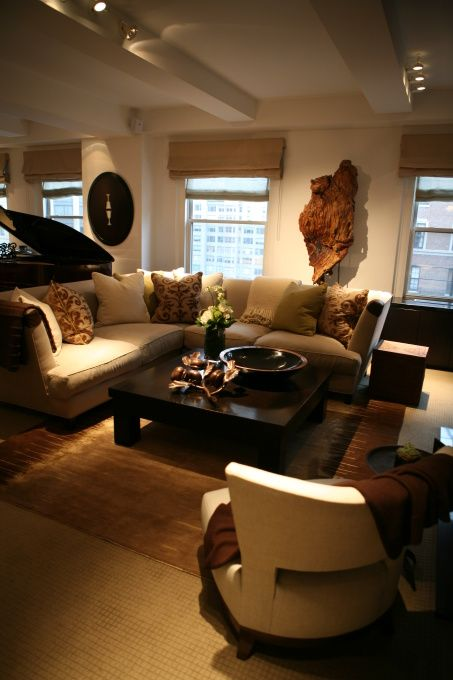 Great Room, that really is GREAT!, A combination living room, dining ...
