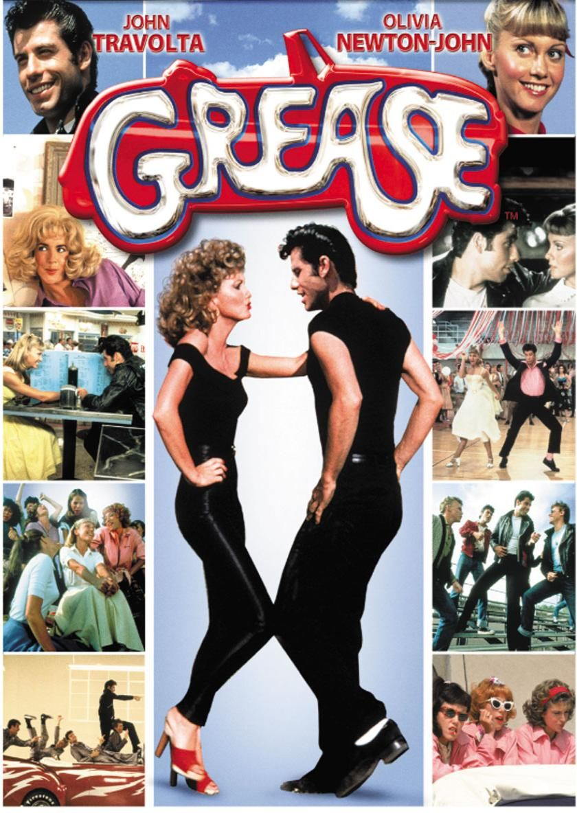 Grease Rotten Tomatoes Dance Movies Musical Movies Good Movies