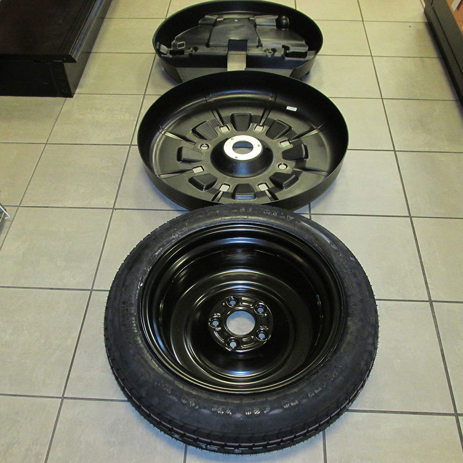 2014 To 2017 Chrysler Town And Country Dodge Grand Caravan Spare