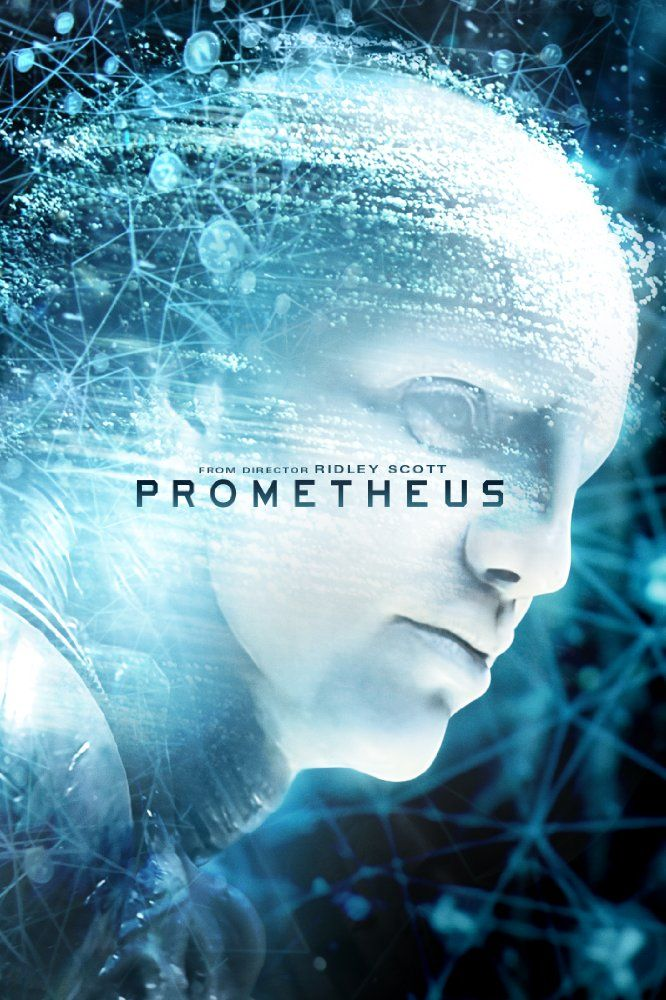 Directed By Ridley Scott With Noomi Rapace Logan Marshall Green Michael Fassbender Charlize Prometheus Movie Science Fiction Movie Full Movies Online Free