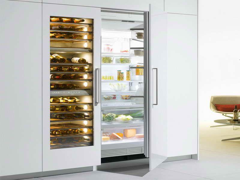 Miele wine cabinet cabinets matttroy - Miele kitchen cabinets ...