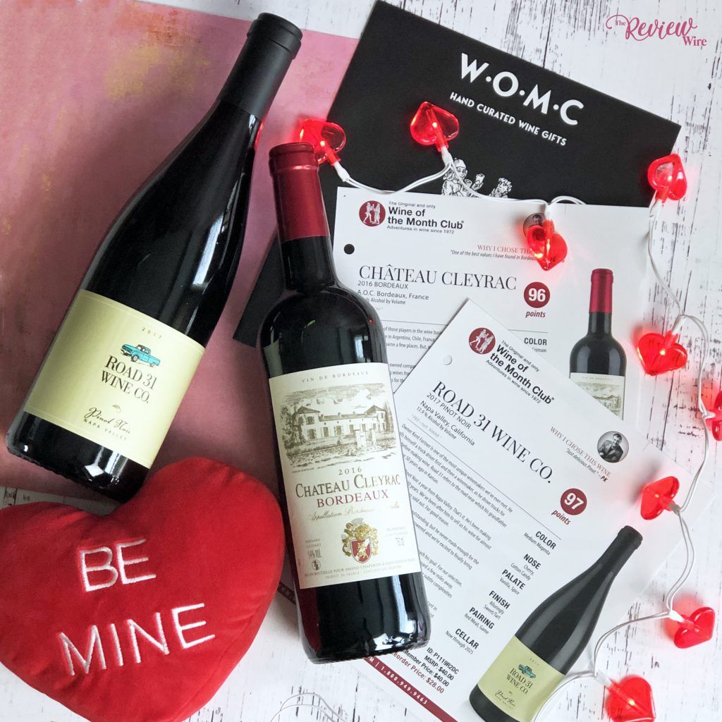 The Review Wire Valentine Guide 2020 Wine Of The Month Club In 2020 Wine Gifts Valentines Guide Wine