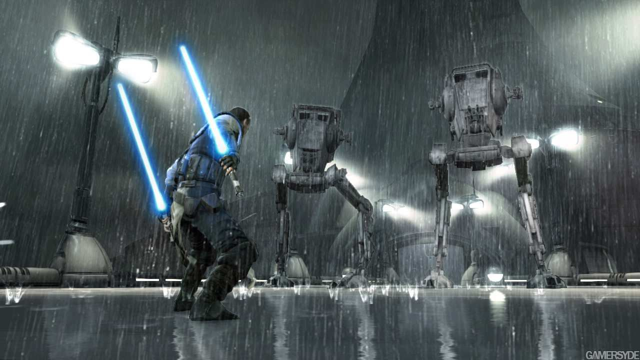 download star wars force unleashed pc