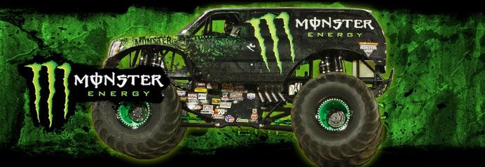 Who S Excited To See The Monster Energy Truck At Monster Jam