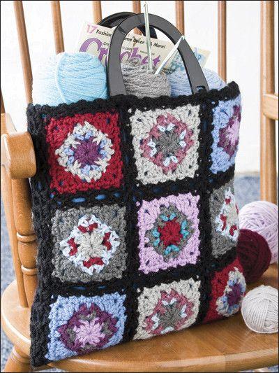 Pin von Tullia Basaluzzo auf Crochet bags | Pinterest