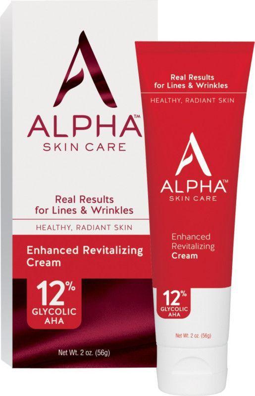 Alpha Skin Care Enhanced Renewal Cream Ulta Beauty Skin Cream Improve Skin Texture Skin Care