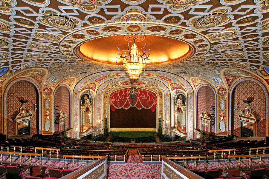 Providence - Providence Performing Art Center