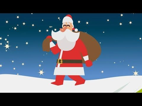 Up On the Housetop   Christmas Song for Kids - YouTube (With images)   Christmas songs for kids ...