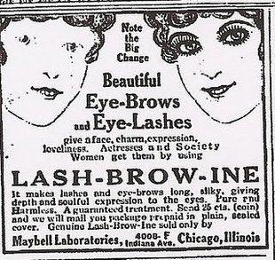 1920s Makeup Advertisement 1920s Style Pinterest Makeup - 1920s-makeup-ads