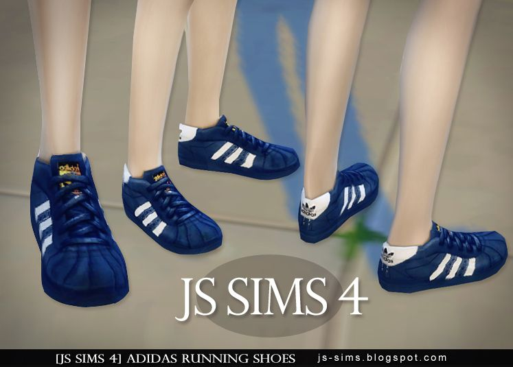 Source: [JS SIMS 4] Adidas Running Shoes | JS SIMS