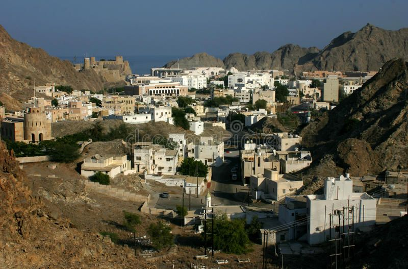 Muscat The Capital Of Oman Muscat Arabic Masqa 1 Is The Capital Of Oman It Ad Arabic Masqa Oman Muscat C Muscat Oman Stock Photography Free