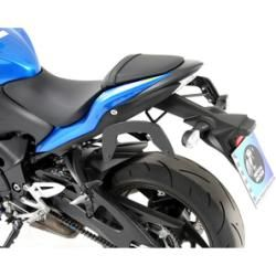 Photo of C-Bow saddlebag holder black Suzuki Gsx-s 1000 F (euro 4) Hepco & Becker