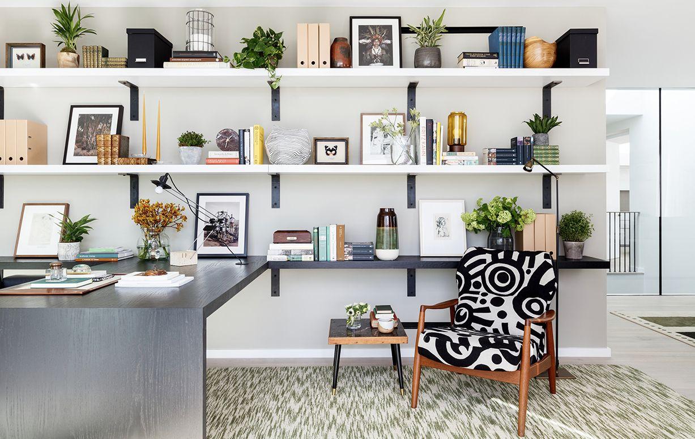 Foreside Set of Two Ashby Shelves