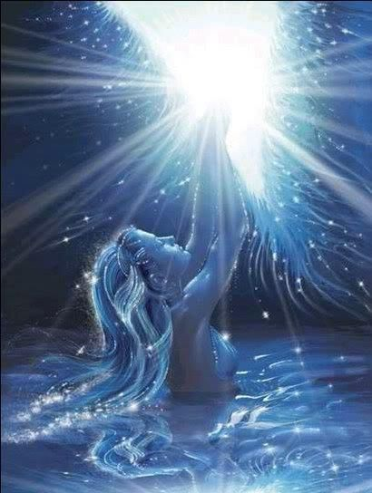 As you are reaching for the light remember.....you ARE the light, it is within you and all around you......