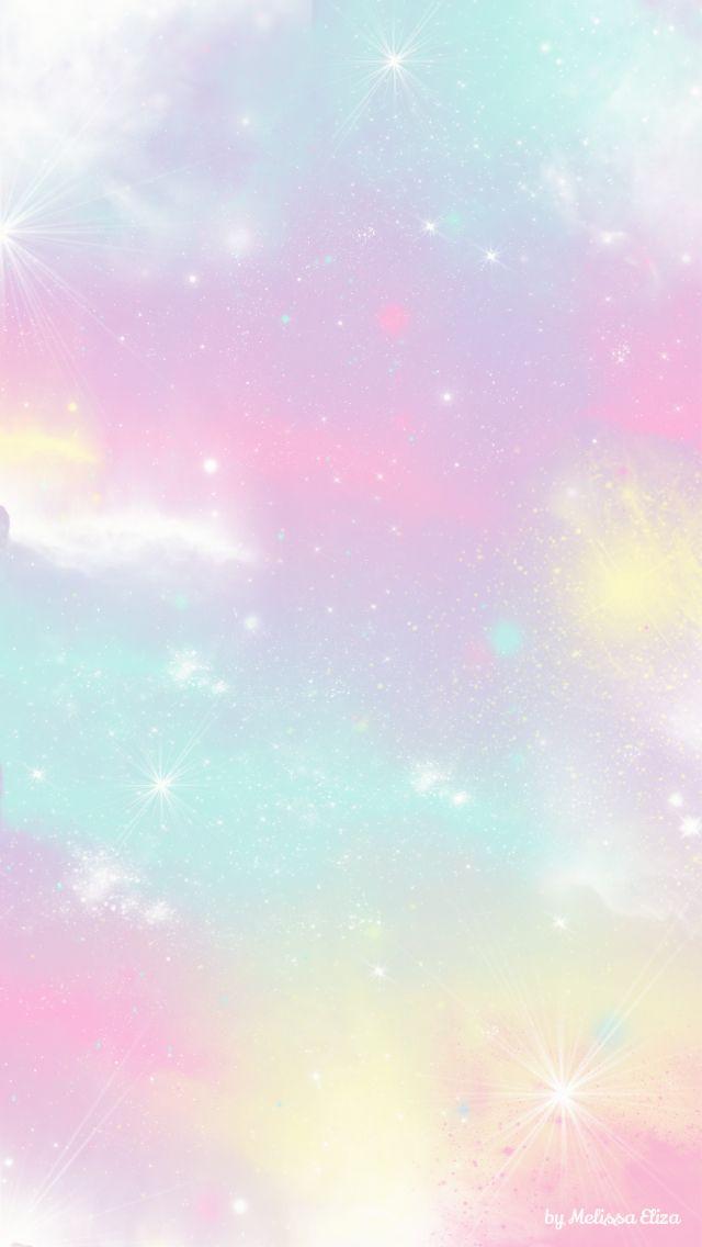 Fantasy Cute Pastel Wallpaper Pastel Galaxy Pastel Background