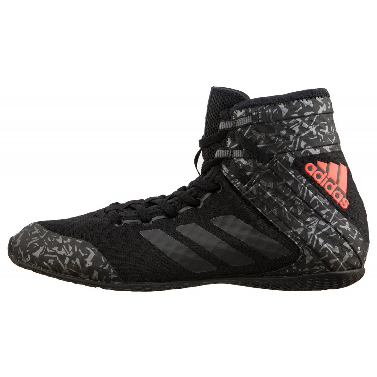 Women's Speedex Limited Edition Adidas Mid Boxing Shoes