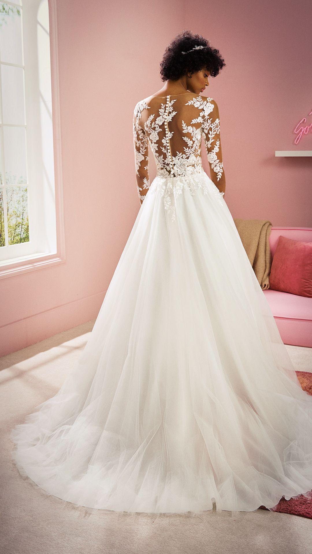 Hochzeitskleider 11 White One Kollektion Modell: CARRIE-C