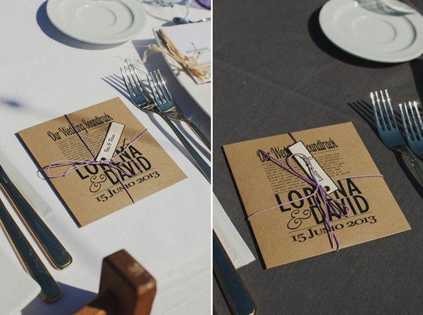 Inexpensive Wedding Gifts For Bride And Groom: Regalo Para Los Invitados: La Banda Sonora De La Boda Foto