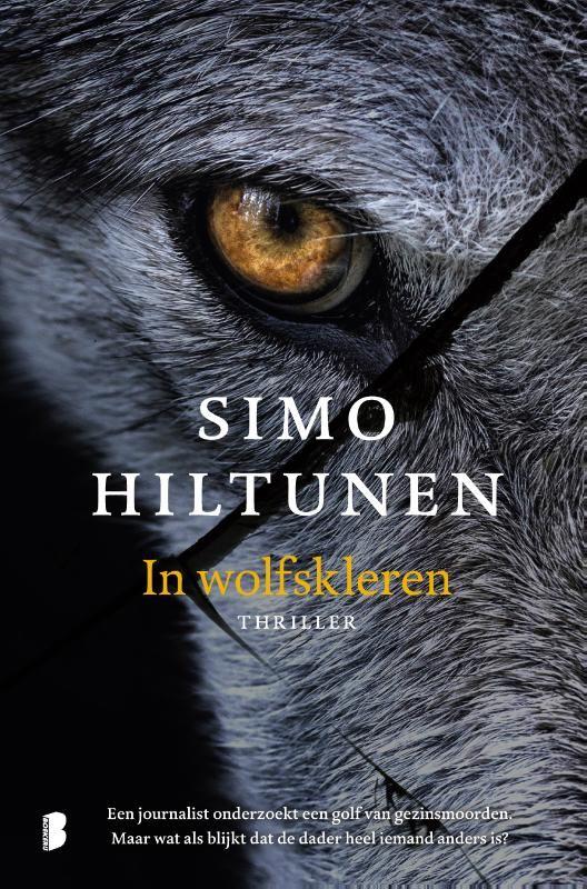 Een misdaadjournalist onderzoekt een golf van gezinsmoorden. Hij ontdekt echter dat deze moorden zo geënsceneerd zijn dat de vader steevast de schuldige lijkt. Spannende Finse bestseller.