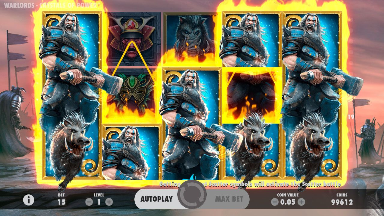 Spiele Warlords: Crystals Of Power Slots - Video Slots Online