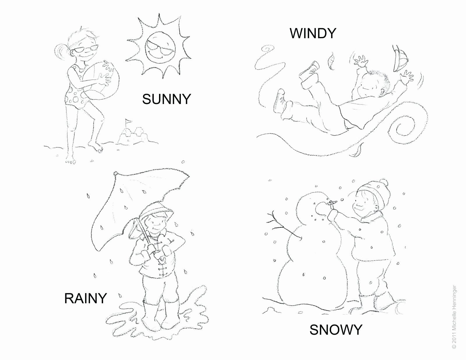 Child Coloring Pages Online Elegant Weather Coloring Pages Prolinesheet