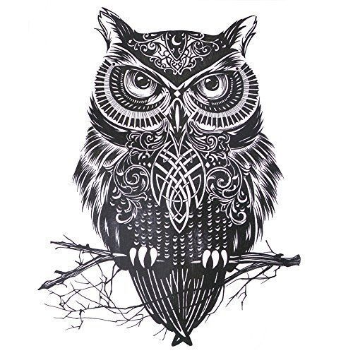 110 Best Owl Tattoos Ideas with Images | Colorful owl tattoo, Owl ...