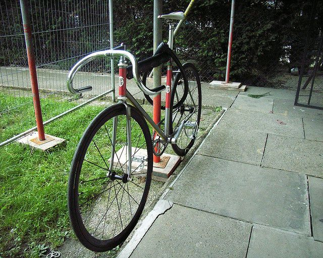 Tommy Godwin Bicycle