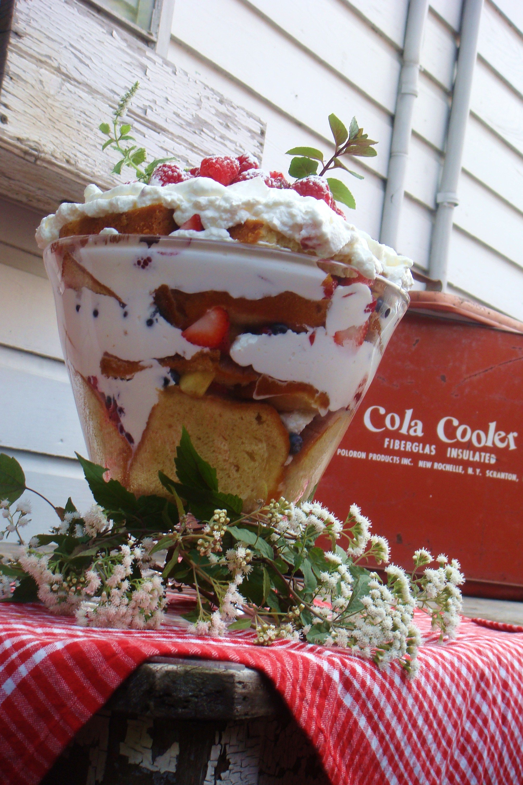 Charlene S Kitchen And Catering By Charlene Alexandria Va Baking Sweets Trifle Dessert Recipes