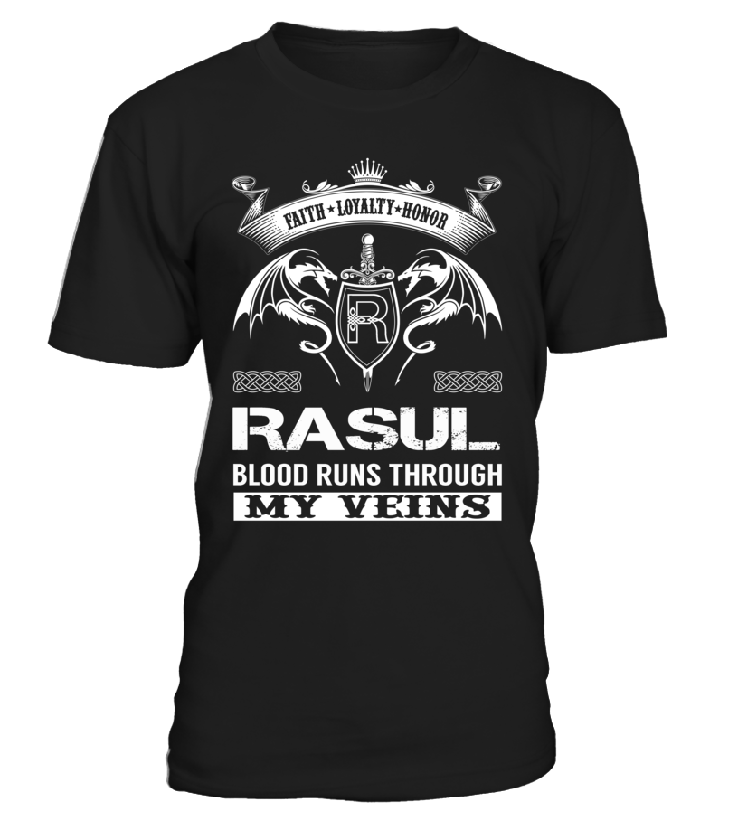 RASUL Blood Runs Through My Veins
