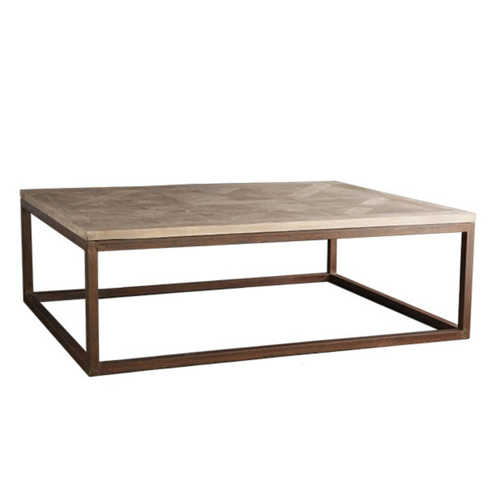 Parquet Coffee Table Coffee Table Rectangular Coffee Table