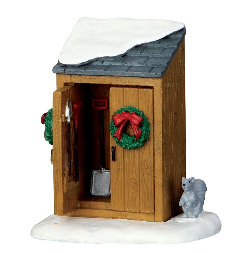 Lemax Christmas Village Chimney Sweep