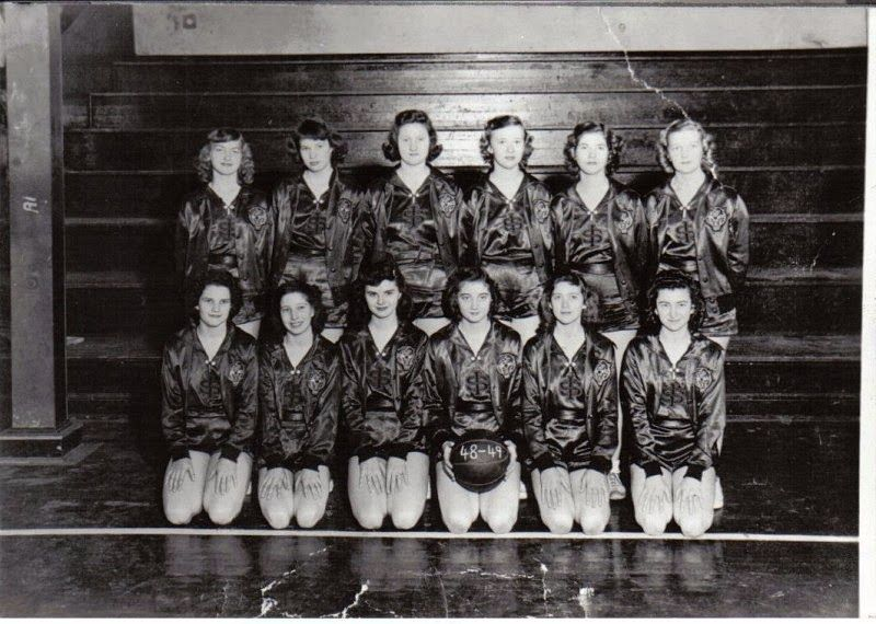 Roots From The Bayou: Sports Center Saturday - Lady Tigers, 1948