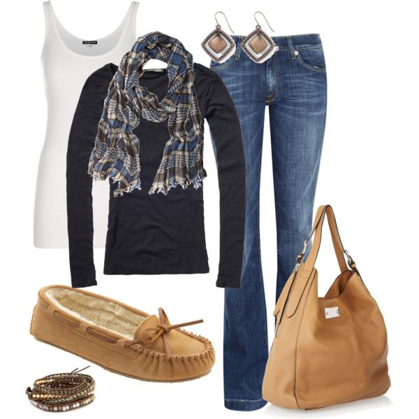 Comfy Weekend Casual