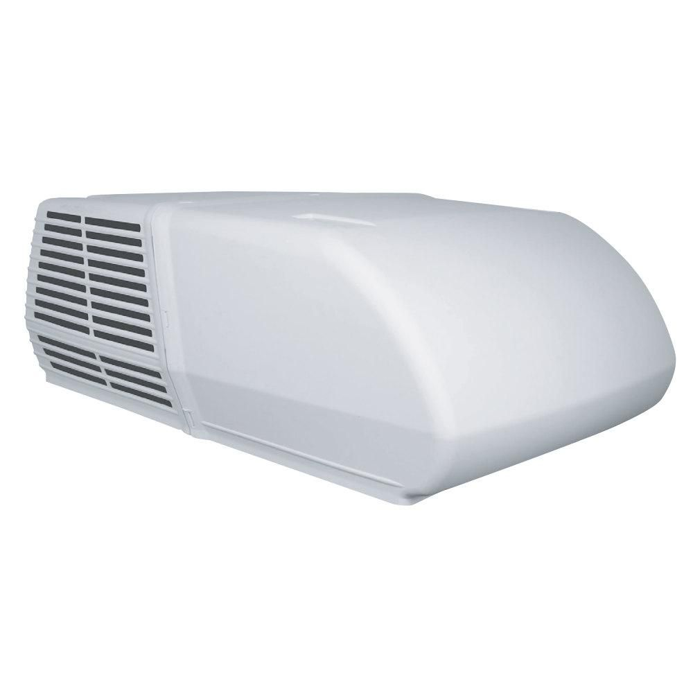 Dometic 13500 Btu Duo Therm Brisk Ii Rv Air Conditioner Complete Black In 2020 Rv Air Conditioner Air Conditioner Rv
