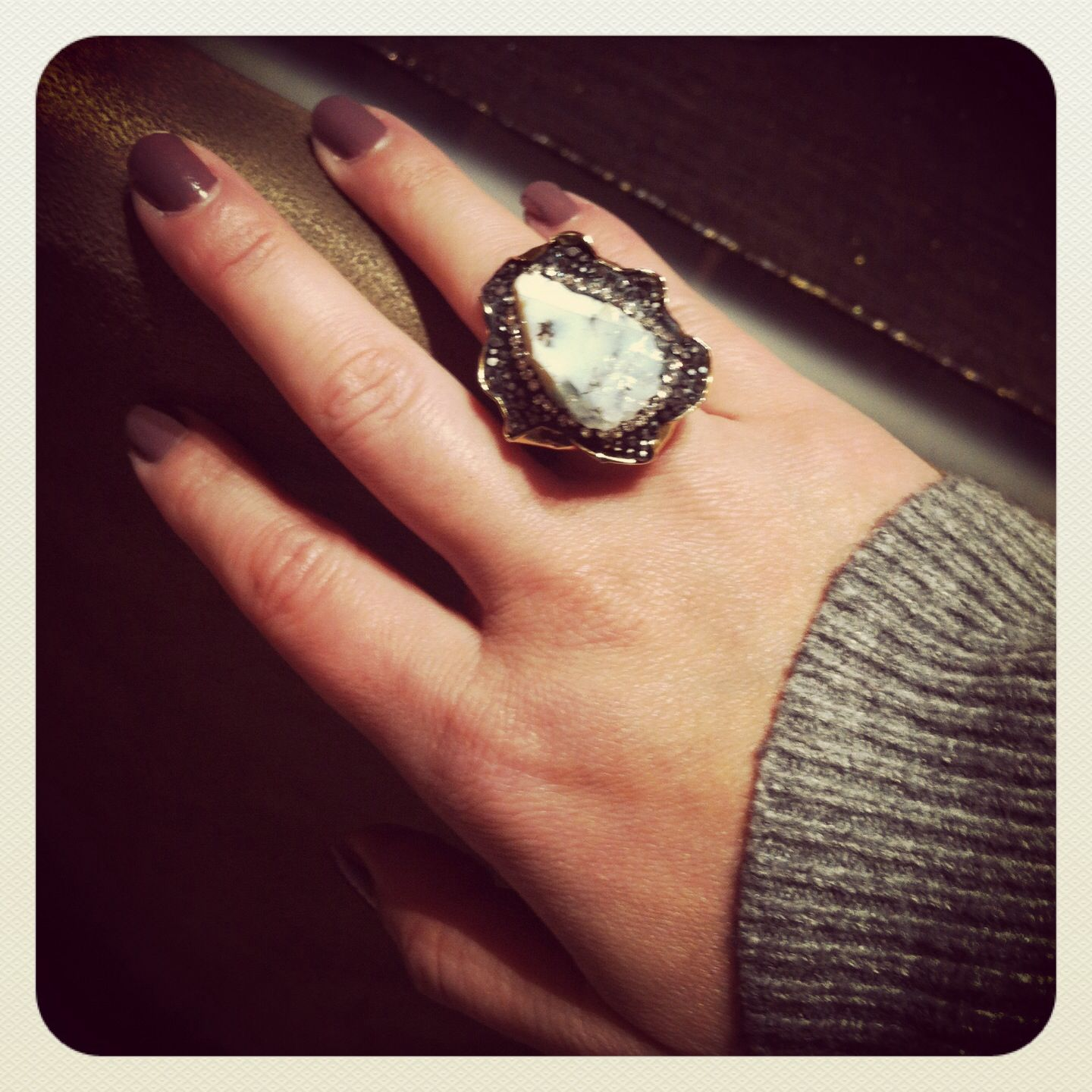 One and only ring... Suitable for all! www.stylemeup.gr