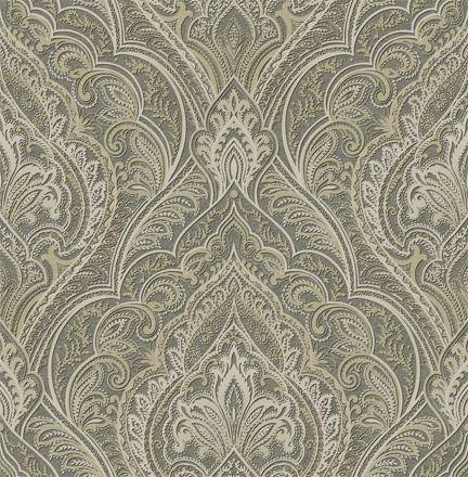 Sherwin Williams wallpaper dining room? Damask