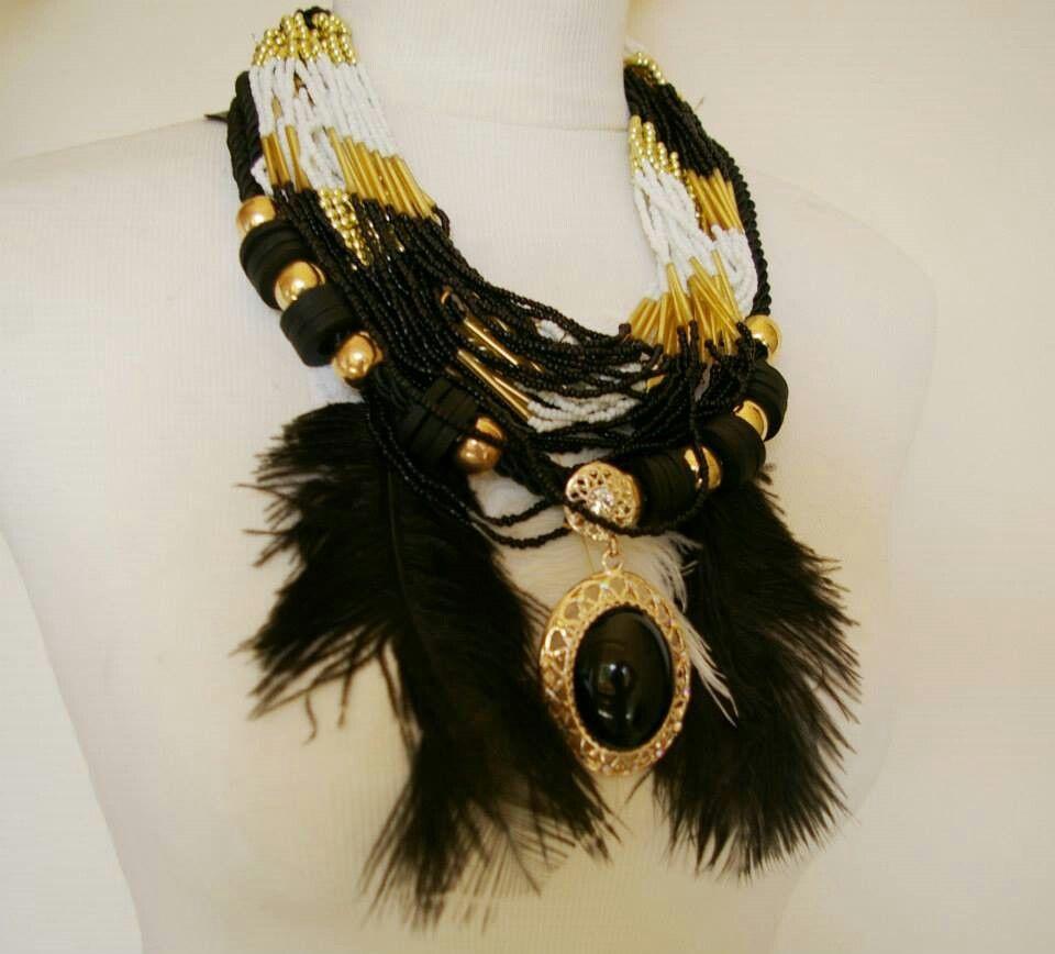 Lianas necklace
